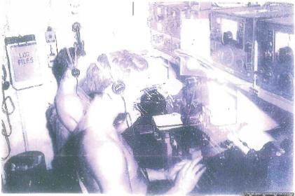 WWII Radio Room